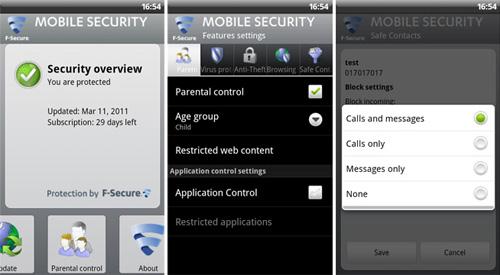 افضل 12 برنامج لتأمين وحماية الهواتف الذكية coobra.net