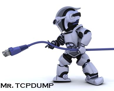 تحليل بيانات الشبكات بأستخدام ال(tcpdump)