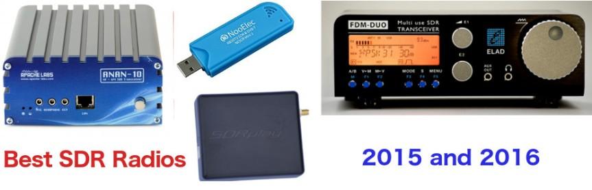 الراديو المعرف برمجياً (Software Defined RadioSDR)