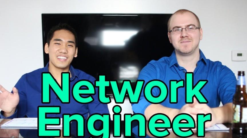 الفرق بين مهندس الاتصالات ومهندسالشبكات