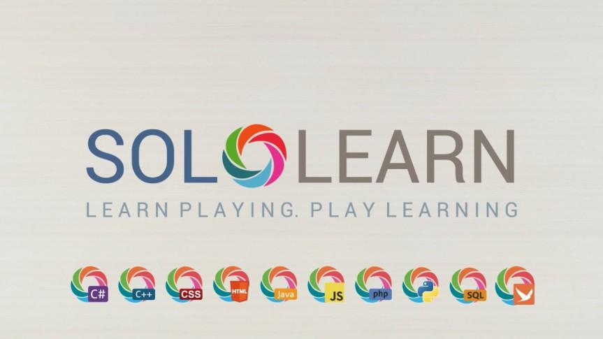 موقع sololearn اكاديمية برمجةمتكاملة