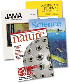 خطوات النشر في المجلات العلميةالدولية