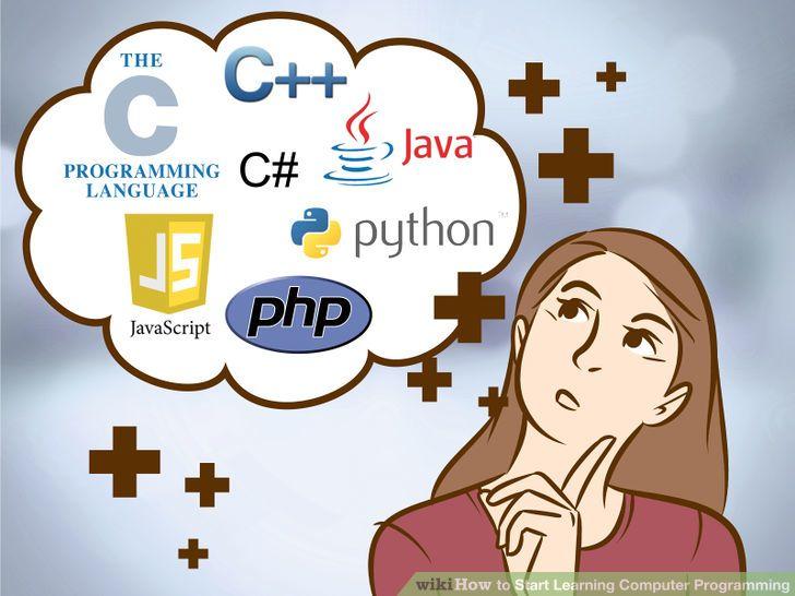كيف اتعلم لغة برمجةجديدة؟